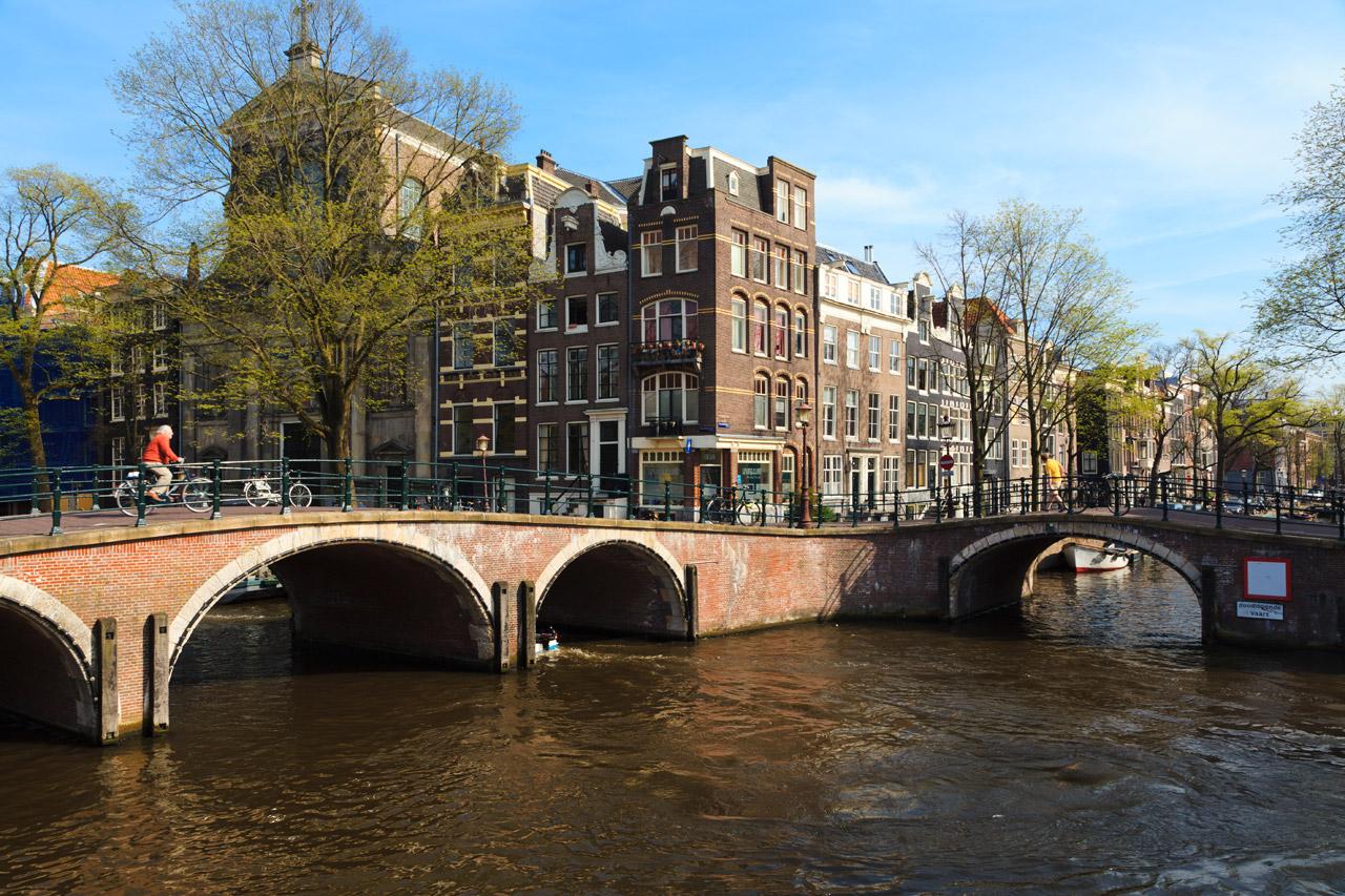 Amsterdam beautiful city of europe world for travel for Design bridge amsterdam