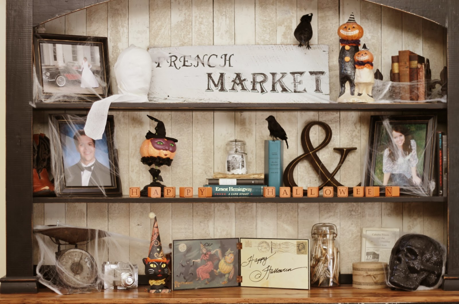 last year i bought several halloween decorations on clearance after the 31st i promptly put them in my attic and forgot about everything - Halloween Decoration Clearance