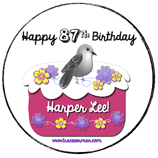 Happy 87th Birthday, Harper Lee!