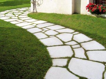 Pavimentos para jard n ideas para decorar dise ar y - Suelos para jardines exteriores ...