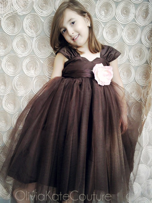 Flower Girl Dresses And Accessories 65