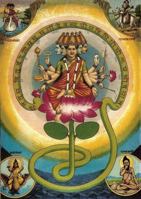 Sanatana Dharma: Gayatri Mantram - an Unknown Fact