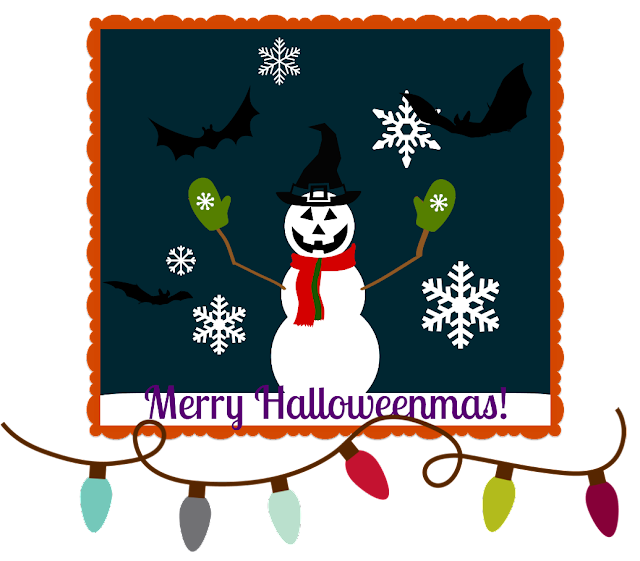 Halloweenmas: When Halloween Meets Christmas