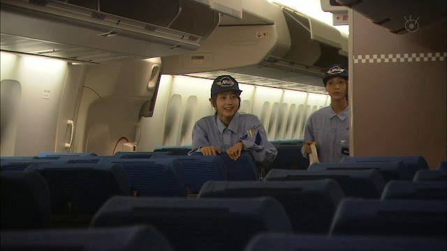 الحلقة الثالثة من دراما الفتاة التي عشقت السماء : Miss Pilot   الآنسة الطيارة,أنيدرا