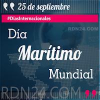 Día Marítimo Mundial #DíasInternacionales