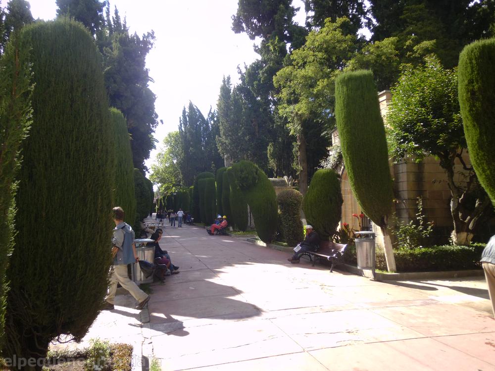 cementerio Sucre Bolivia
