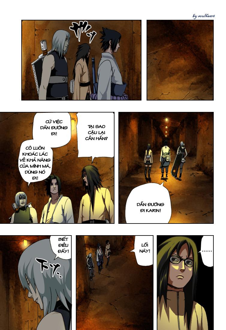 Naruto chap 350.Color Trang 11 - Mangak.info