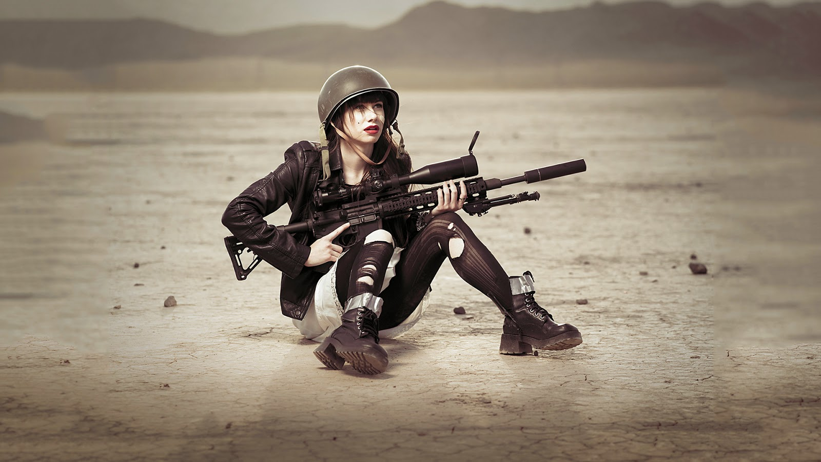 women army sniper wallpaper - photo #6
