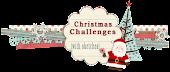 Christmas challenges iedere 2 weken