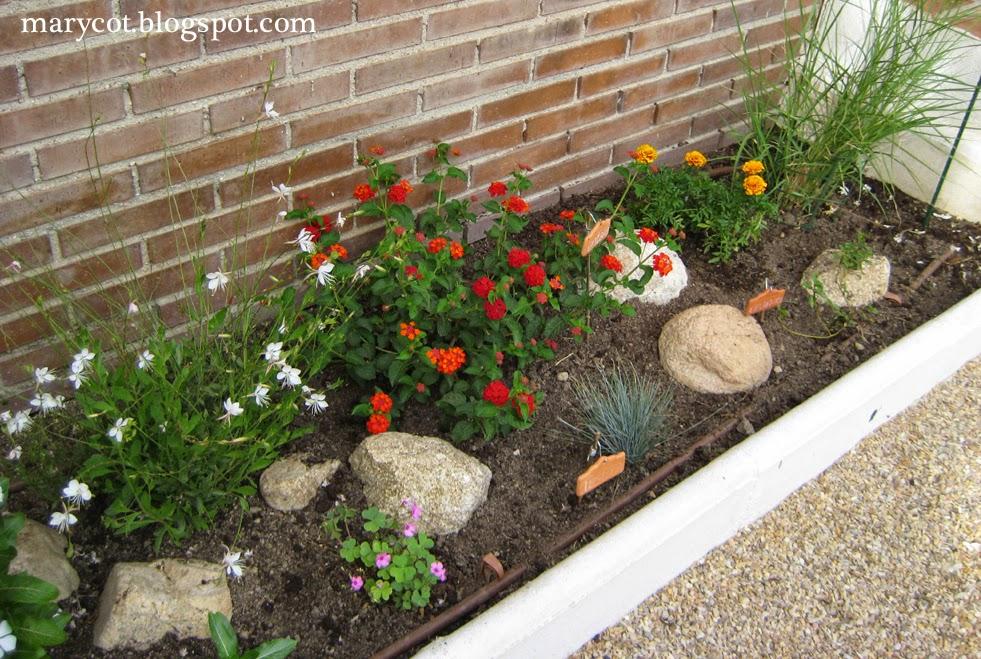 Marycot semblanza de un jard n - Arriate jardin ...
