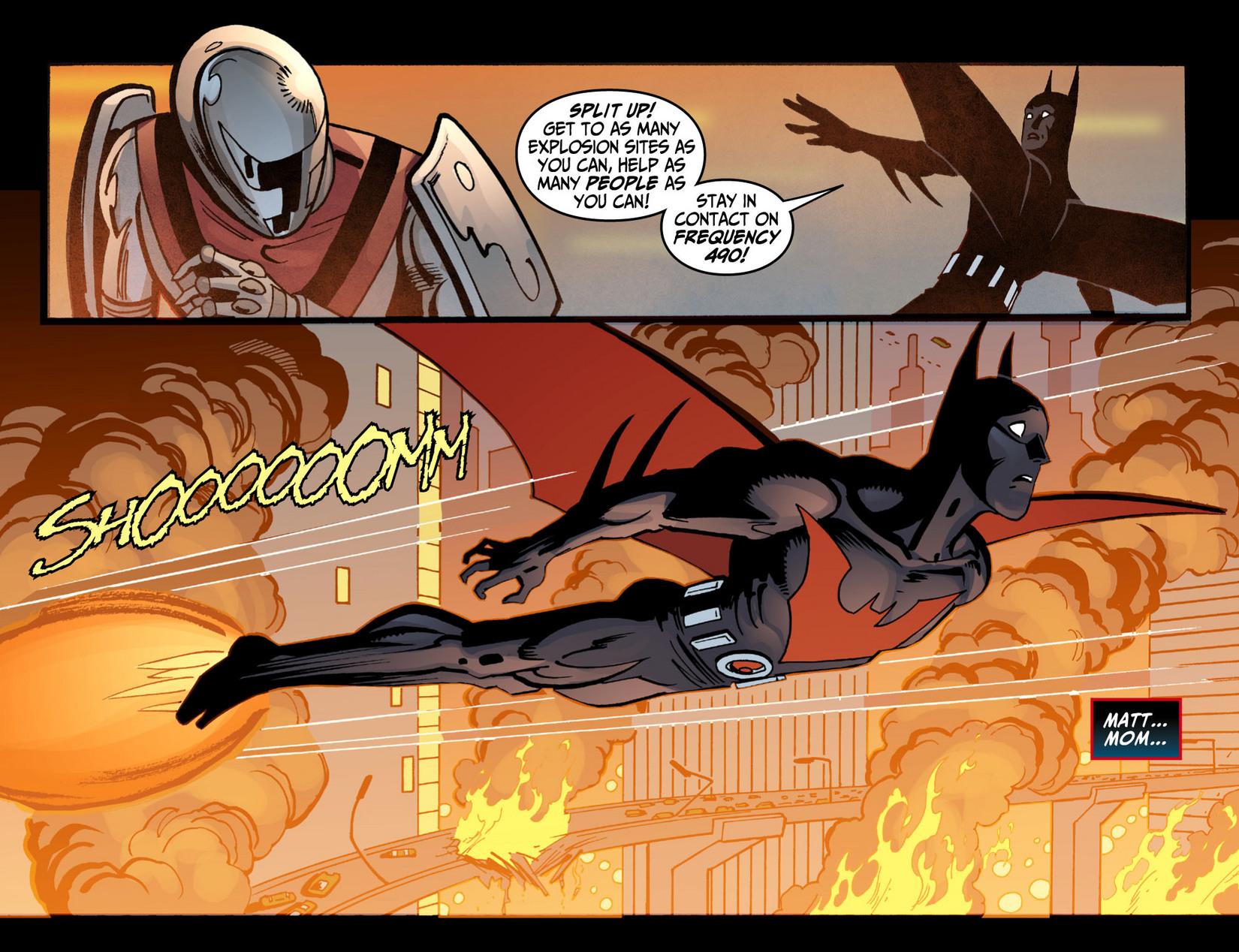 Batman Beyond (2012) Issue #12 #12 - English 19