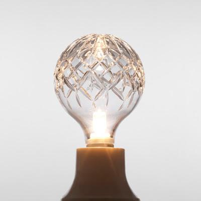 Crystal Bulb Tavan Aydınlatma