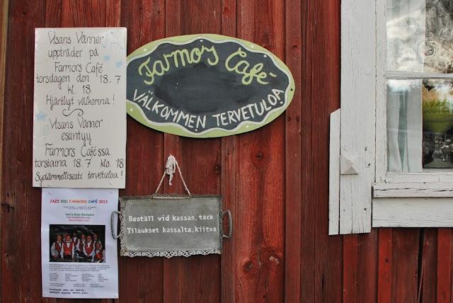 Högsåran Farmors Cafe