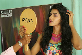 Actress Dhansika Latest Pictures at Thiranthidu Seese Audio Launch   12