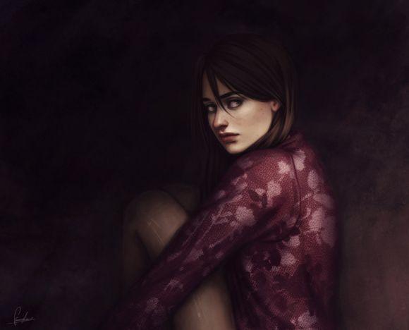 fernanda suarez ilustrações fantasia mulheres Febre