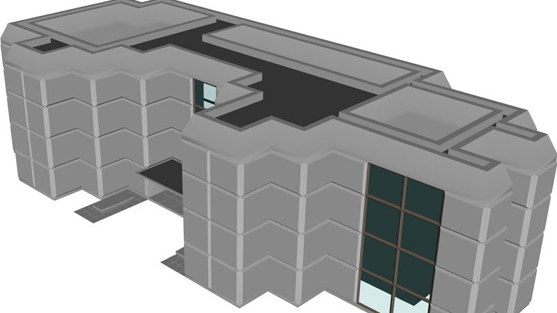 3D City Models - Free 3d Building Models