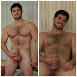 Marcello peludinho gostosinho