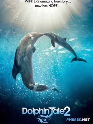 Câu Chuyện Cá Heo-Dolphin Tale 2