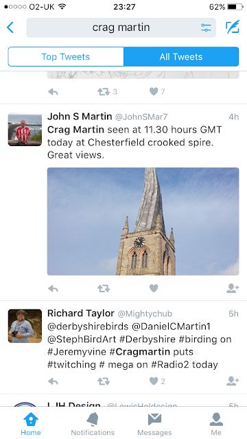 Crag Martin Tweet