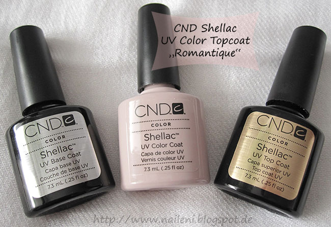 cnd shellac uv nagellack nails reloaded by naileni mein blog ber nagellack und nageldesign. Black Bedroom Furniture Sets. Home Design Ideas