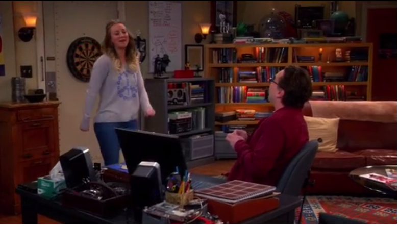 The Big Bang Theory - Episode 7.19 - The Indecision Amalgamation - Review & Recap