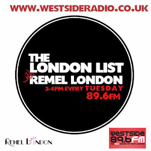 THE LONDON LIST EVERY TUESDAY 2-4PM LOCK IN LONDON