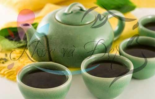Uống trà và các loại canh giúp giảm cân (P2)