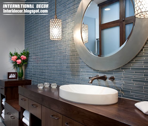circular mirror for bathroom,bathroom vanity mirrors