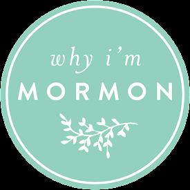 why I'm mormon