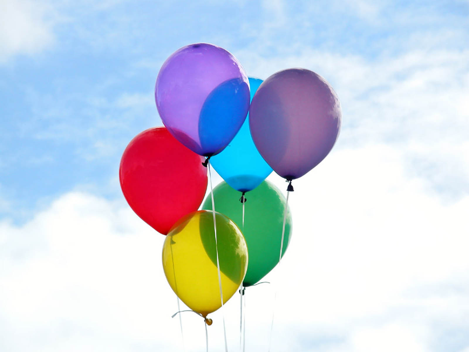 balloons background wallpaper - photo #1