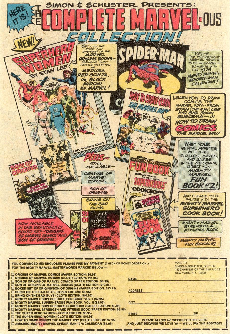 Conan the Barbarian (1970) Issue #82 #94 - English 23