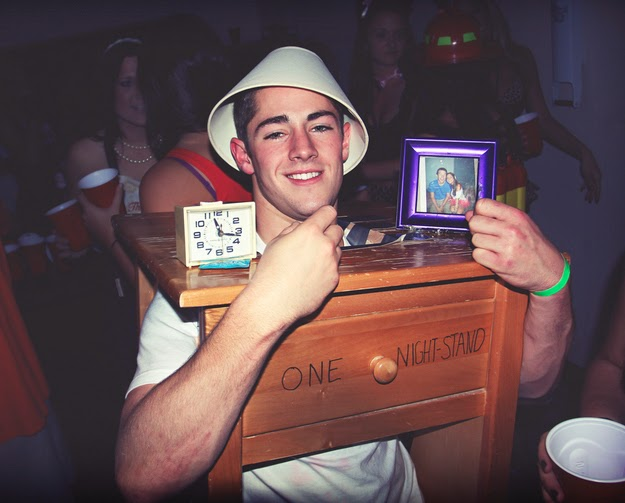 Funny One Nite Stand Halloween Costume