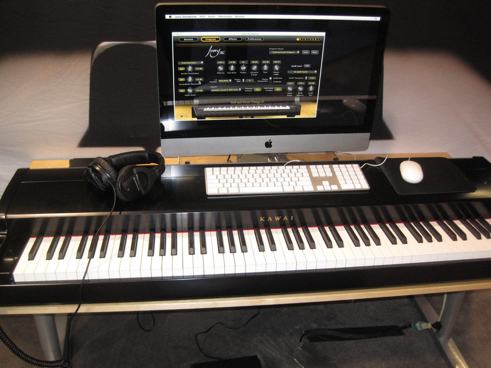az piano reviews review kawai vpc1 digital piano controller outstanding built to use with. Black Bedroom Furniture Sets. Home Design Ideas