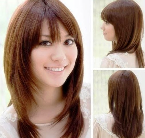 Medium Length Layered Haircuts for Long Hair