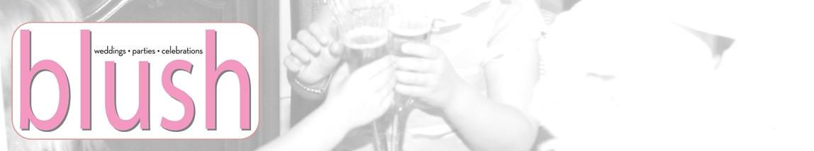 blush celebrations