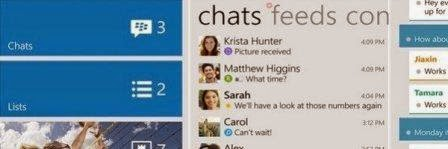BlackBerry gulirkan update BBM Beta versi 1.0.0.16 untuk Windows Phone
