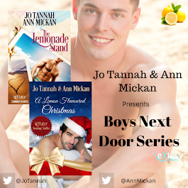 Boys Next Door Series