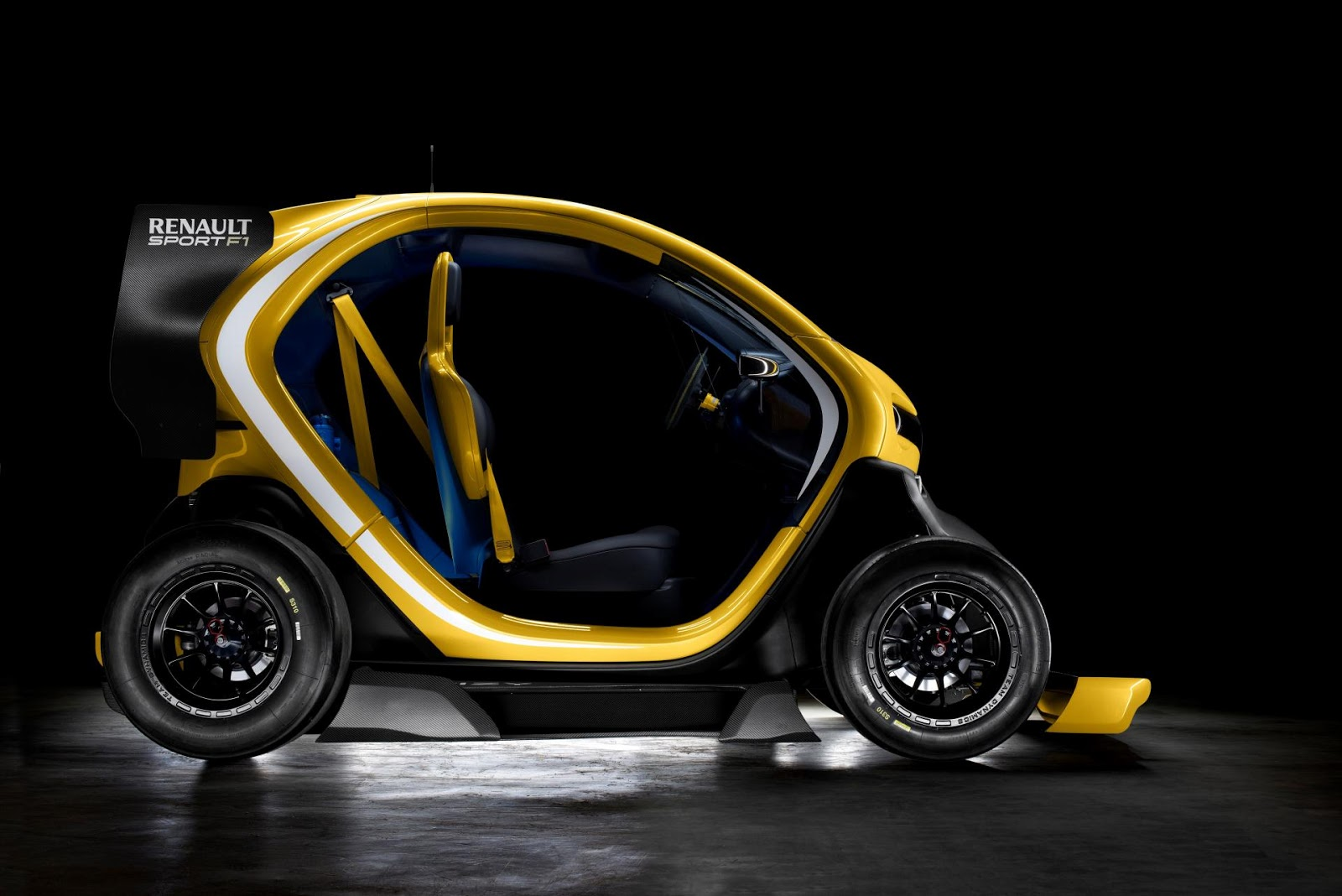 Renault Twizy Rs F1 Concept 2013 Hottest Car Wallpapers Bestgarage