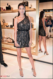 Adriana Lima Pictures at VC Signature Flagship Store Opening in New York 0003