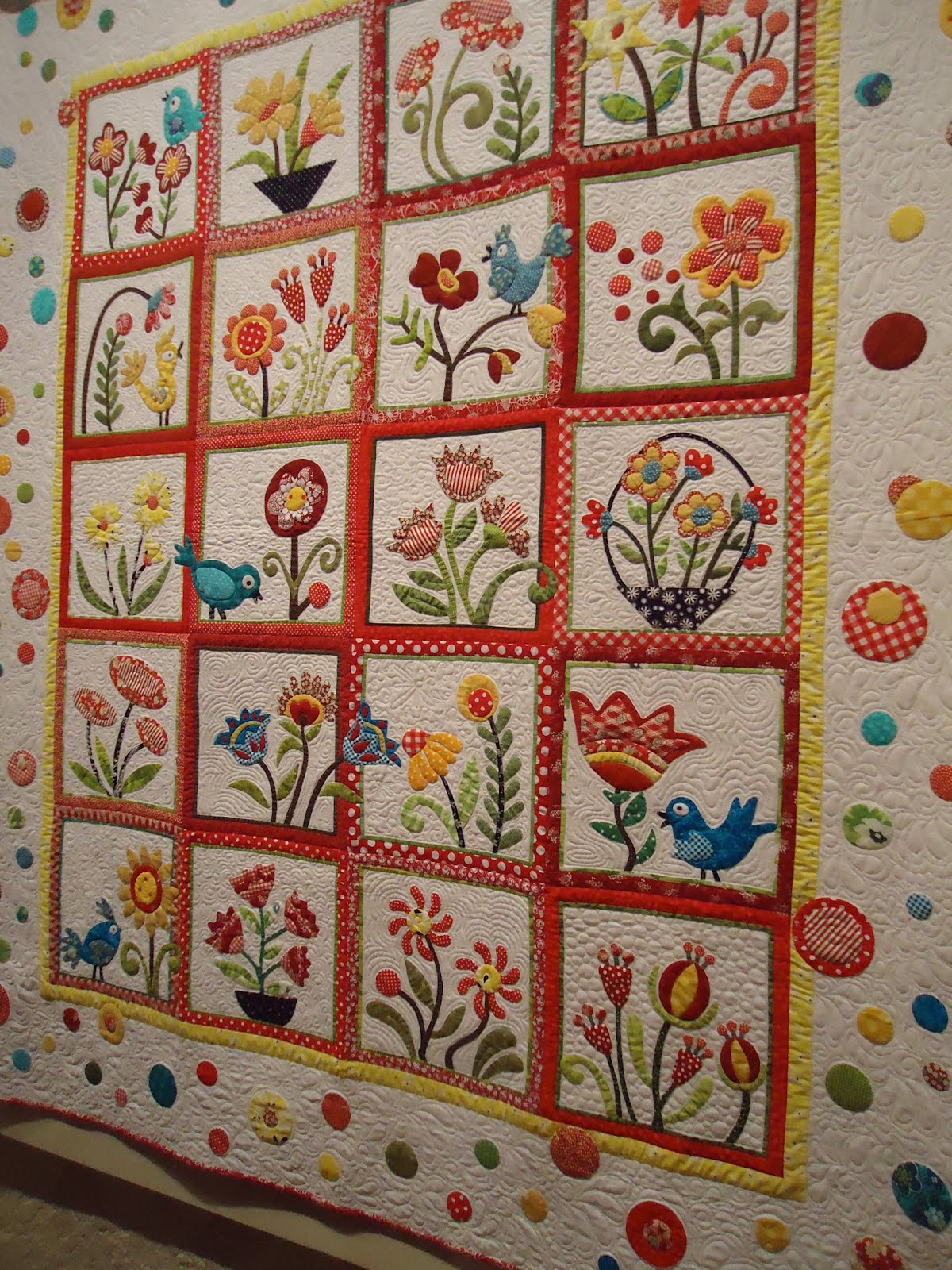 cute pattern from Piece O Cake / quilting fever - Juxtapost