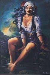 Cigana Carmelita.