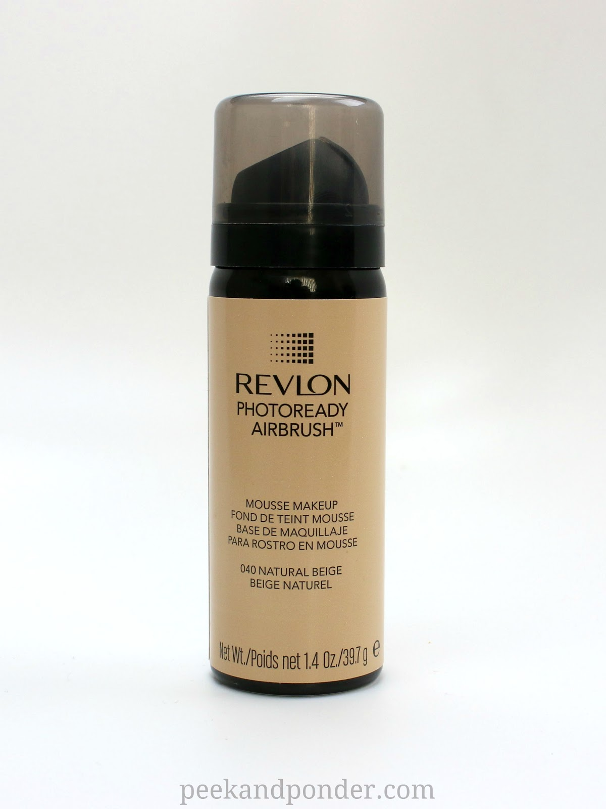 Revlon Photoready Airbrush foundation