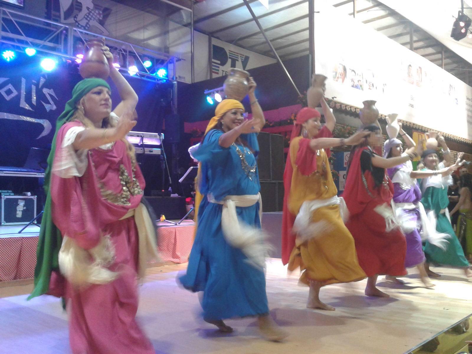 Feria de Málaga 2014 en PTV