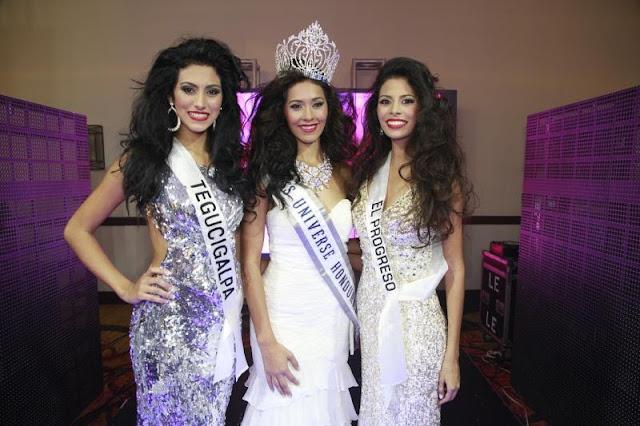 Miss Universe Honduras 2013 Diana Schausten Mendoza