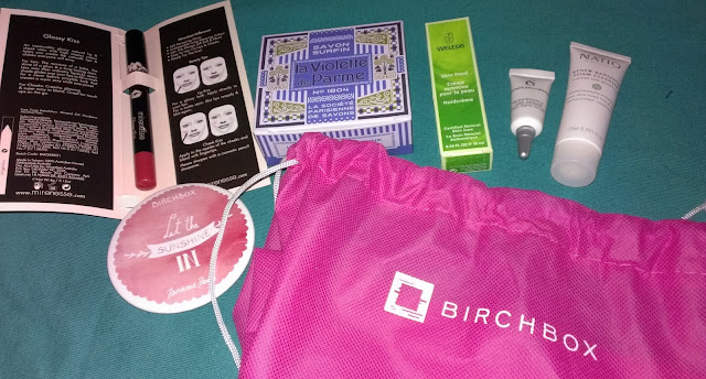 Birch Box April 2013