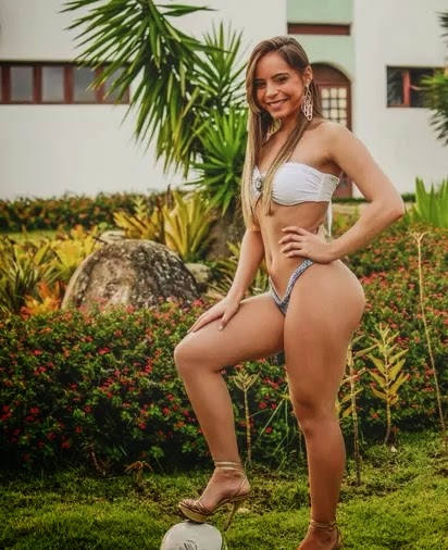 Bianca Carvalho Musa do Jacobina