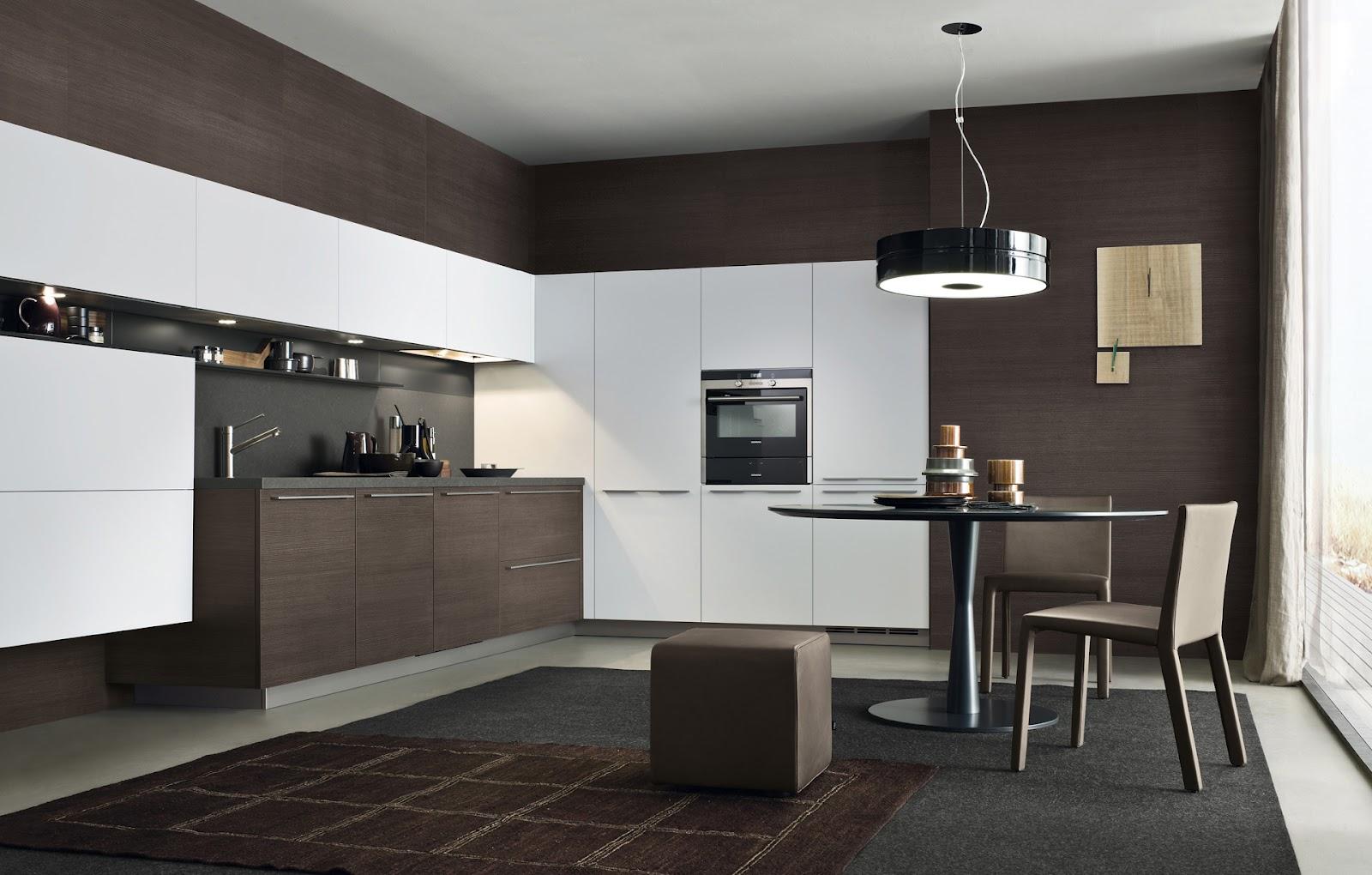 Los complejos rincones de la cocina cocinas con estilo - Varenna cucine prezzi ...
