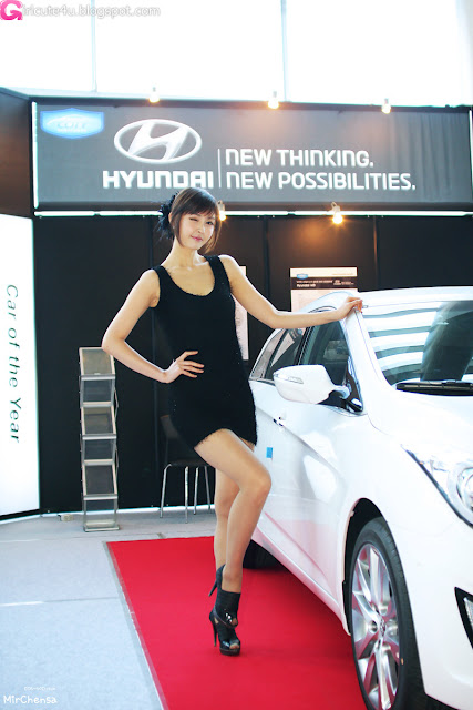 1 Kang Yui - Car Of The Year 2012-very cute asian girl-girlcute4u.blogspot.com