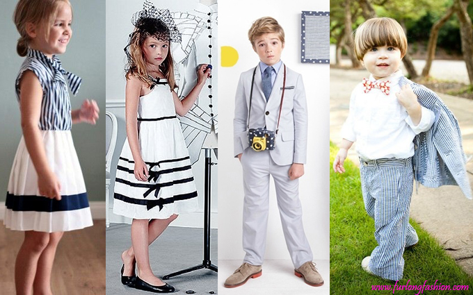 Children's Fashion Furlong Fashion