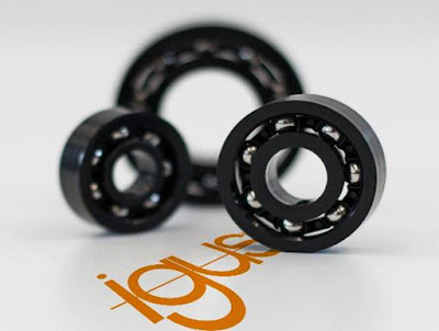 Twice the service life, same price: igus presents new plastic ball bearings